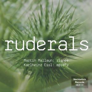 Cover ruderals